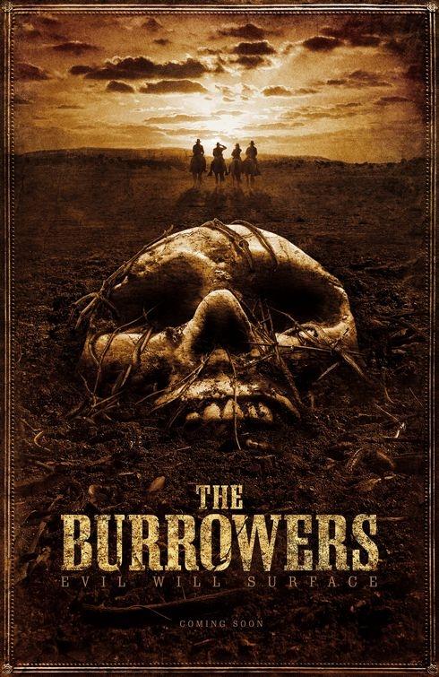 La Locandina Di The Burrowers 93986