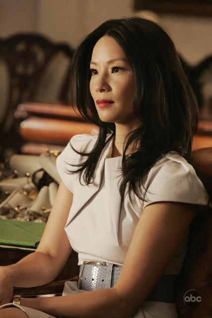 Lucy Liu In Un Momento Dell Episodio The Verdict Della Serie Tv Dirty Sexy Money 93943