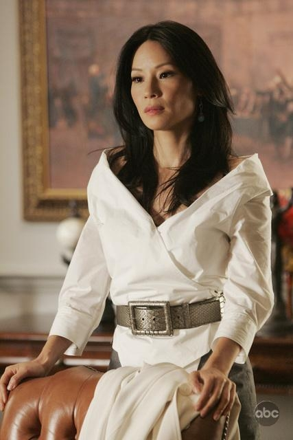 Lucy Liu Nell Episodio The Verdict Della Serie Tv Dirty Sexy Money 93942