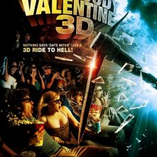 Nuovo poster per My Bloody Valentine 3-D