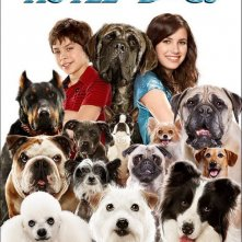 Poster per il film Hotel for Dogs