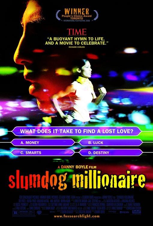 Poster Per Il Film Slumdog Millionaire 93925