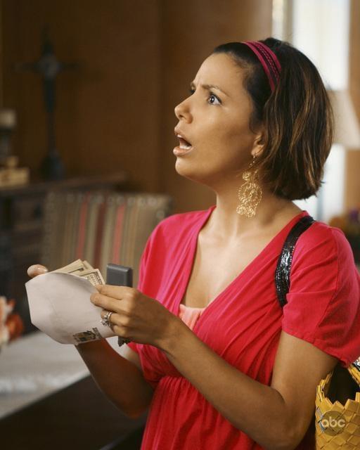 Eva Longoria Interpreta Gabrielle Solis In Una Sequenza Dell Episodio What More Do I Need Del Serial Desperate Housewives 94104