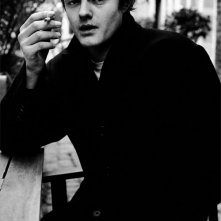 L'attore inglese Sam Riley in una scena del film Control