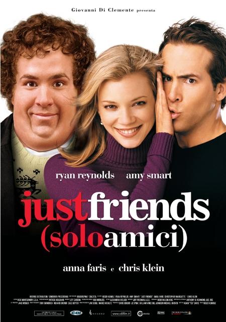 La Locandina Italiana Di Just Friends Solo Amici 94089