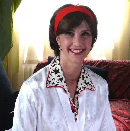Maria Amelia Monti In Un Immagine Promo Di Finalmente A Casa 94133