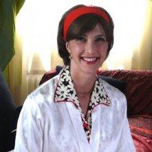 Maria Amelia Monti in un'immagine promo di Finalmente a casa