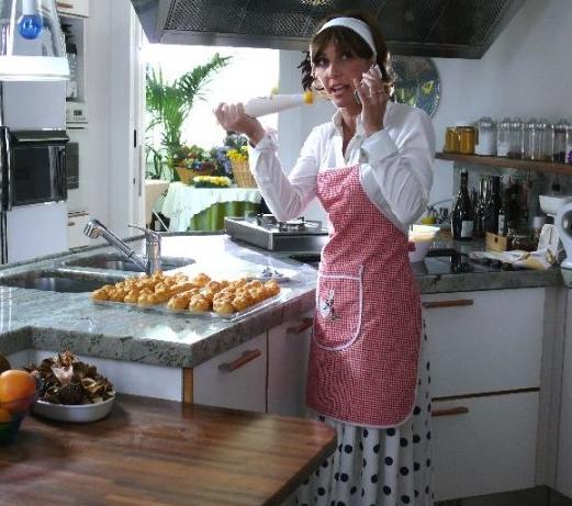 Maria Amelia Monti In Una Scena Del Film Tv Finalmente A Casa 94134