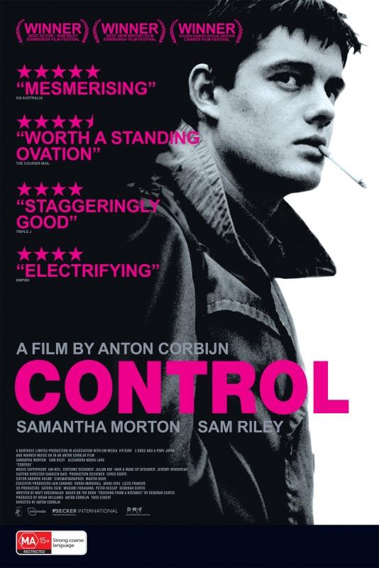 Poster Per Il Film Control 94025