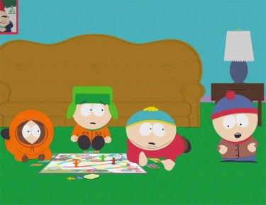 Una scena dell'episodio Pandemic di South Park