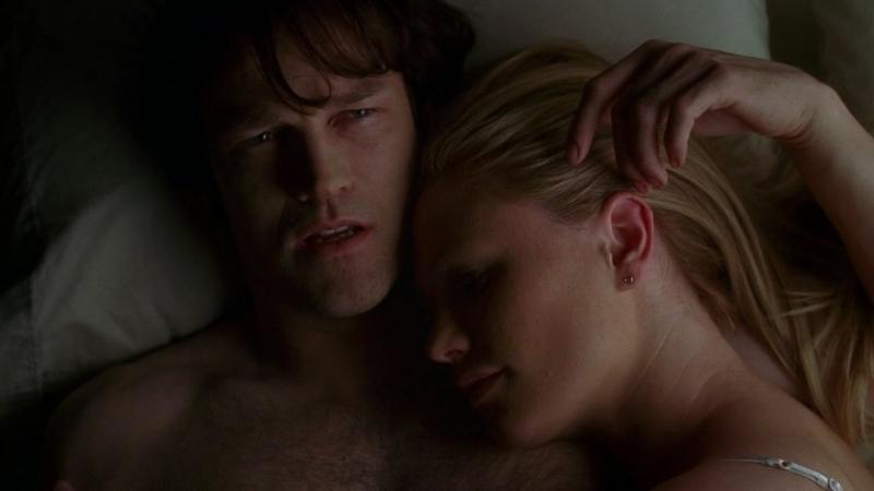 Anna Paquin E Stephen Moyer Nell Episodio The Fourth Man In The Fire Di True Blood 94174
