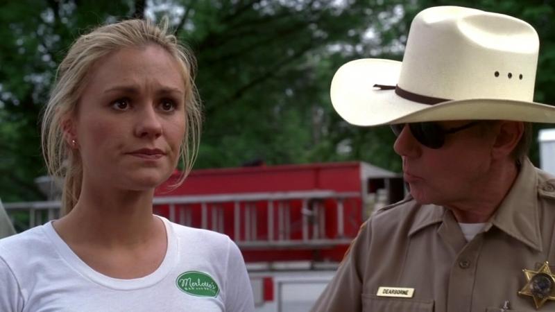 Anna Paquin In Una Scena Dell Episodio The Fourth Man In The Fire Di True Blood 94169