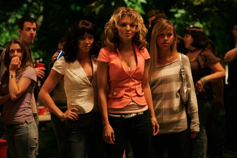 Annalynne Mccord In Una Scena Del Film The Haunting Of Molly Hartley 94187