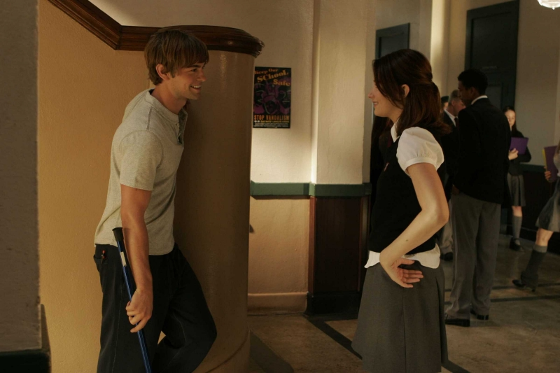Chace Crawford E Haley Bennett In Una Scena Del Film The Haunting Of Molly Hartley 94193