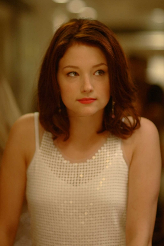 Haley Bennett E La Protagonista Del Film The Haunting Of Molly Hartley 94186