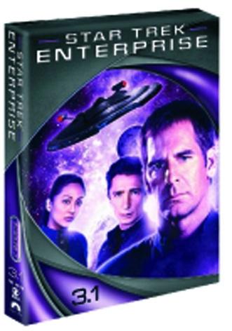 La Copertina Di Star Trek Enterprise Stagione 3 Parte 1 Dvd 94157