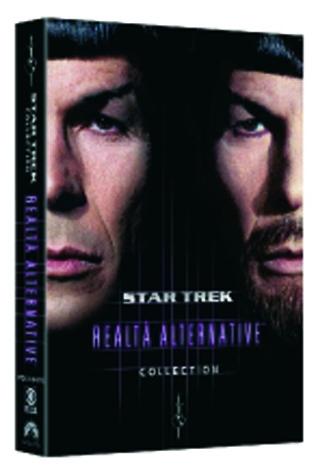 La Copertina Di Star Trek Realta Alternative Collection Dvd 94163