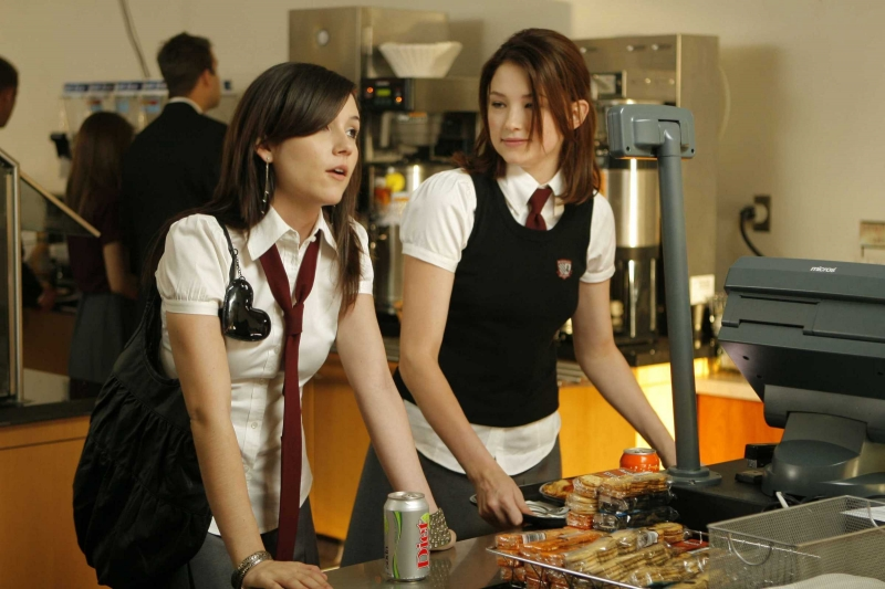 Shannon Marie Woodward E Haley Bennett In Una Scena Del Film The Haunting Of Molly Hartley 94188