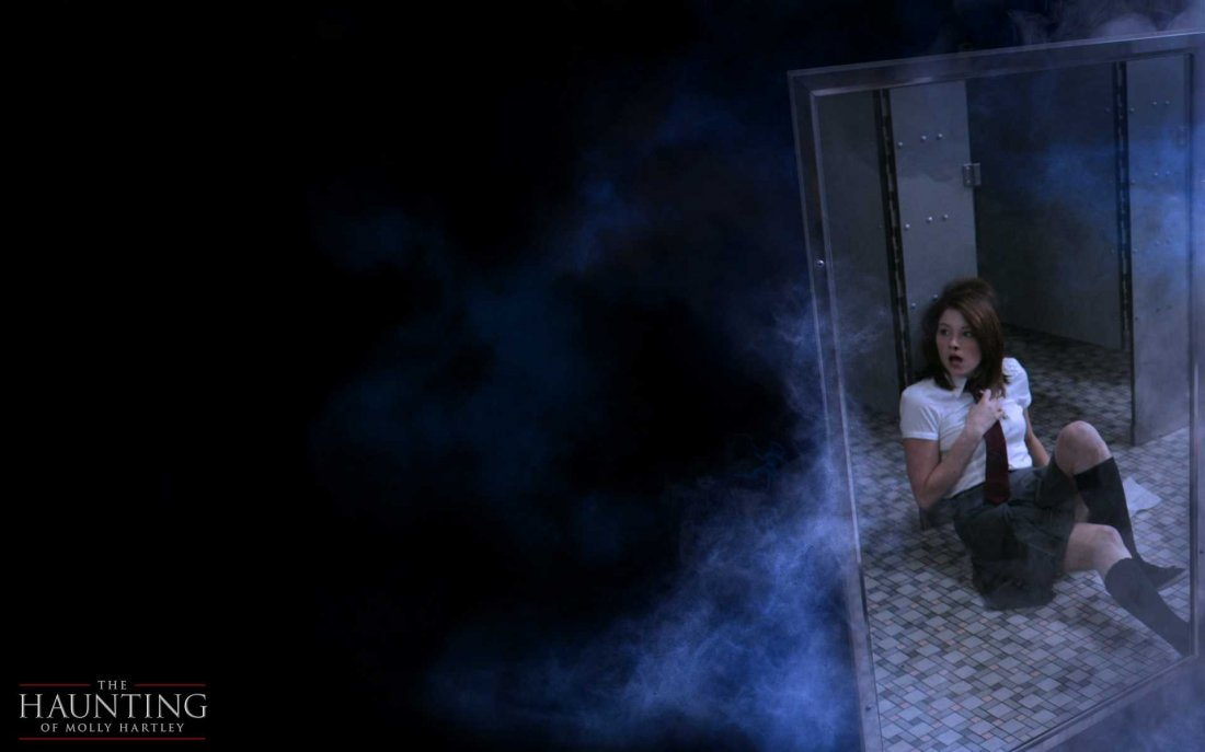 Un Wallpaper Del Film The Haunting Of Molly Hartley Con Haley Bennett 94202