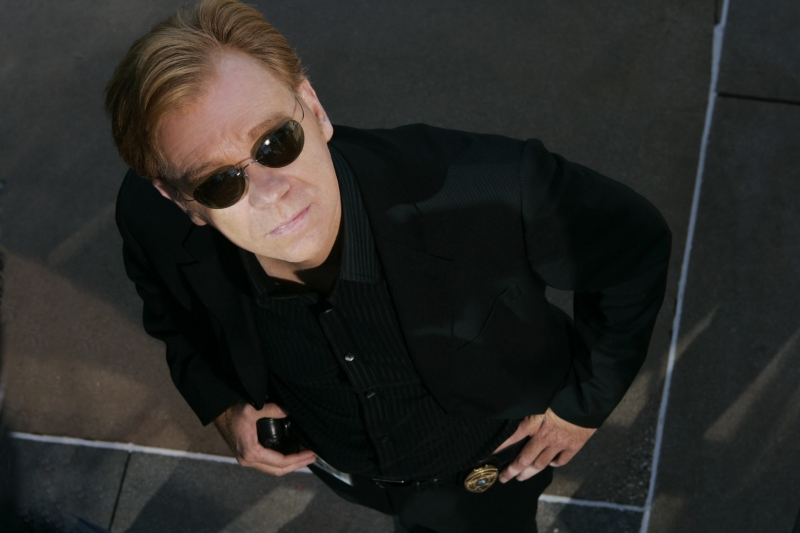 David Caruso In Una Scena Di Csi Miami 94266