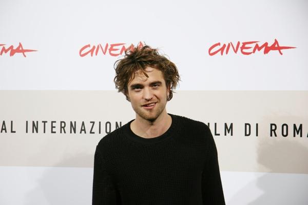 Festival Di Roma 2008 Robert Pattinson E Il Protagonista Del Film Twilight 94365