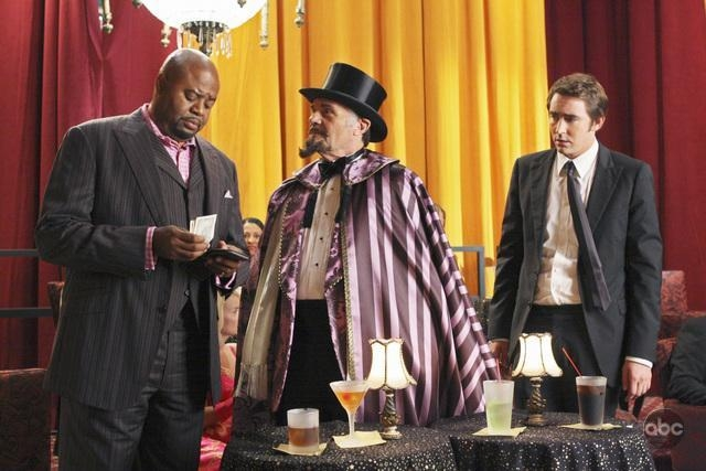 Fred Willard Insieme A Chi Mcbride E Lee Pace Nell Episodio Oh Oh Oh It S Magic Della Serie Tv Pushing Daisies 94296