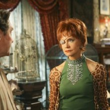 Swoosie Kurtz con Stephen Root nell'episodio 'Oh Oh Oh It's Magic' della serie tv Pushing Daisies