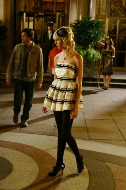Taylor Momsen Durante Un Momento Dell Episodio There Might Be Blood Della Serie Tv Gossip Girl 94398