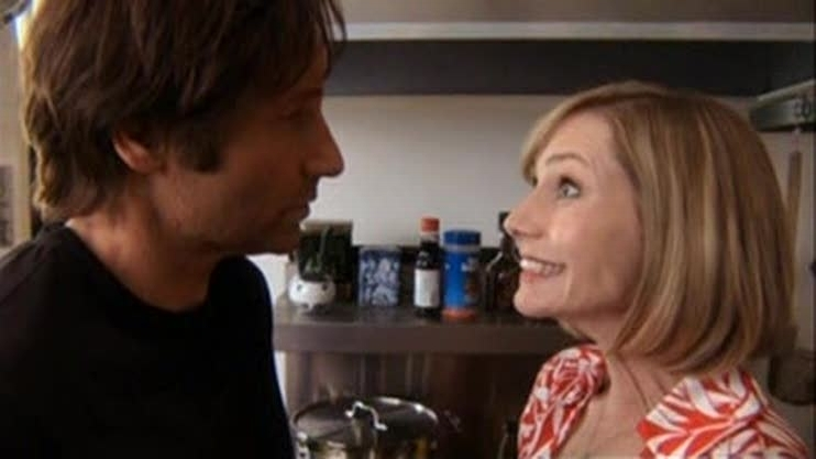 David Duchovny E In Un Momento Dell Episodio Vaginatown Di Californication 94449