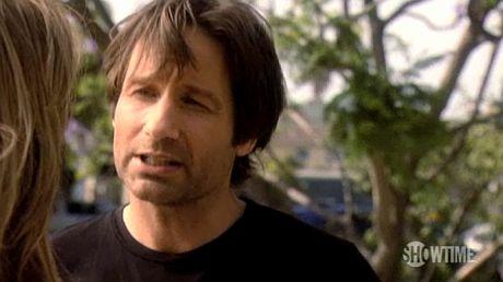 David Duchovny In Una Scena Dell Episodio 94447