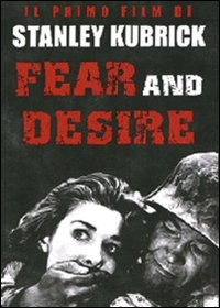 La Copertina Di Fear And Desire Dvd 94446