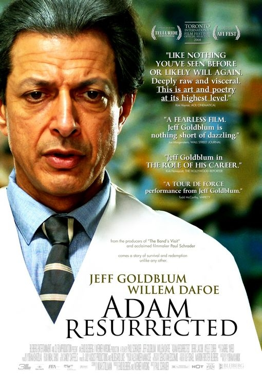 Nuovo Poster Del Film Adam Resurrected 94430