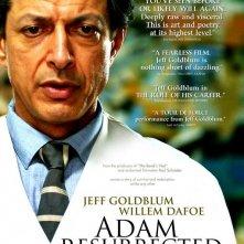 Nuovo poster del film Adam Resurrected