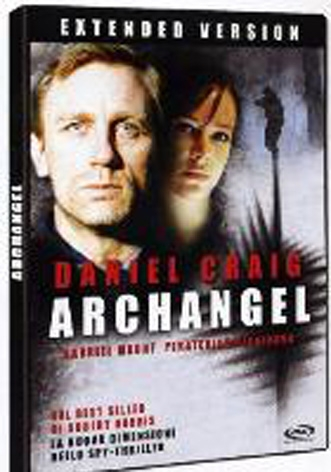 La Copertina Di Archangel Extended Version Dvd 94482
