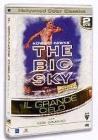 La Copertina Di Il Grande Cielo Collector S Edition Dvd 94483