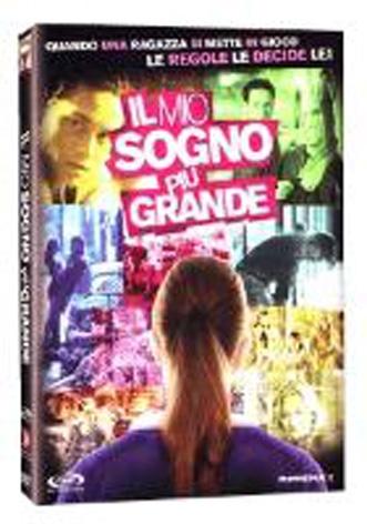 La Copertina Di Il Mio Sogno Piu Grande Dvd 94485