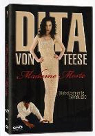 La Copertina Di Madame Morte Dvd 94488
