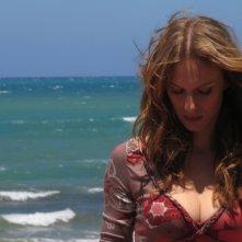 Antonia Liskova nell'episodio La luna di carta de Il commissario Montalbano