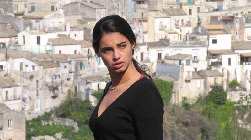 Francesca Chillemi In Una Scena Dell Episodio La Luna Di Carta De Il Commissario Montalbano 94505