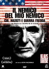 La Copertina Di Il Nemico Del Mio Nemico Cia Nazisti E Guerra Fredda Dvd 94507