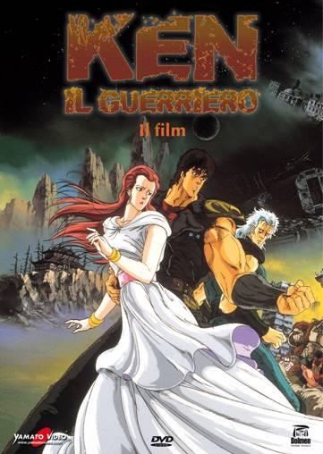 La Copertina Di Ken Il Guerriero Il Film Dvd 94512