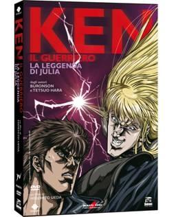 La Copertina Di Ken Il Guerriero La Leggenda Di Julia Dvd 94511