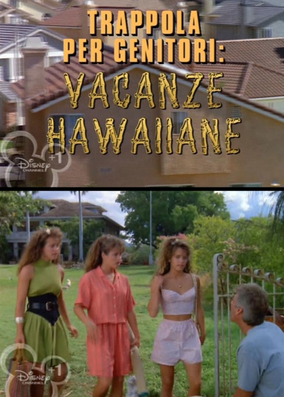 La Locandina Di Vacanze Hawaiane 94521