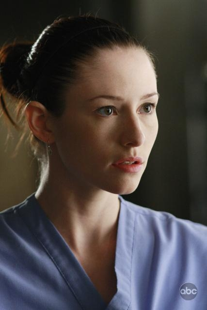 Chyler Leigh Nell Episodio These Ties That Bind Della Serie Televisiva Grey S Anatomy 94693