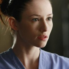 Chyler Leigh nell'episodio 'These Ties That Bind' della serie televisiva Grey's Anatomy