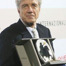 Festival del Film di Roma 2008: Giacomo Battiato, autore di Resolution 819, riceve il Premio Marc'Aurelio d'Oro del pubblico per il Miglior Film