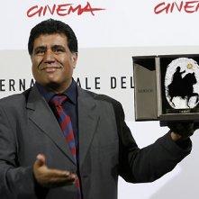 Festival del Film di Roma 2008: Siddiq Barmak, autore di Opium War, riceve il Premio Marc'Aurelio d'Oro per il Miglior Film