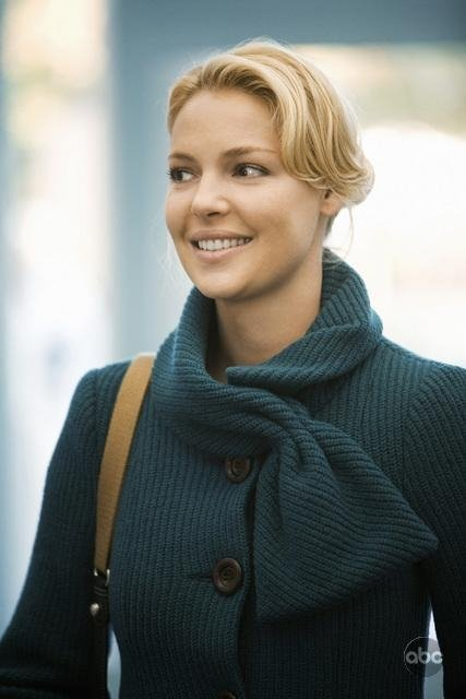 Katherine Heigl Nell Episodio These Ties That Bind Della Serie Tv Grey S Anatomy 94707