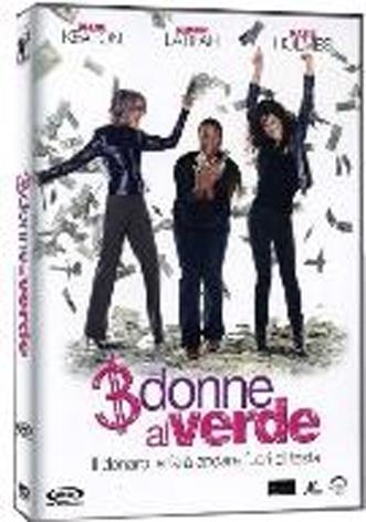 La Copertina Di 3 Donne Al Verde Dvd 94549
