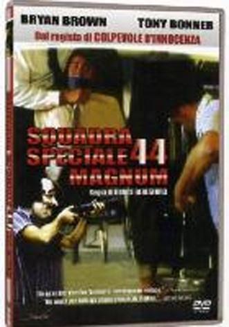 La Copertina Di Squadra Speciale 44 Magnum Dvd 94638